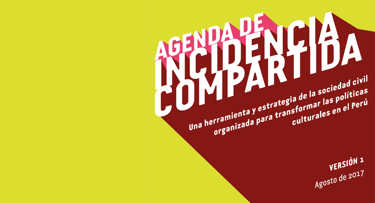 Agenda de Incidencia Compartida (AIC)